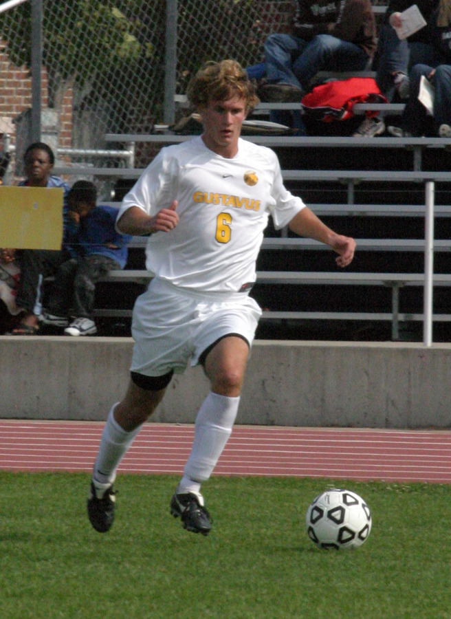 Chris Golv scored the game-winning goal in the 67th minute.