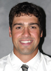 Junior Linebacker Tony Palma