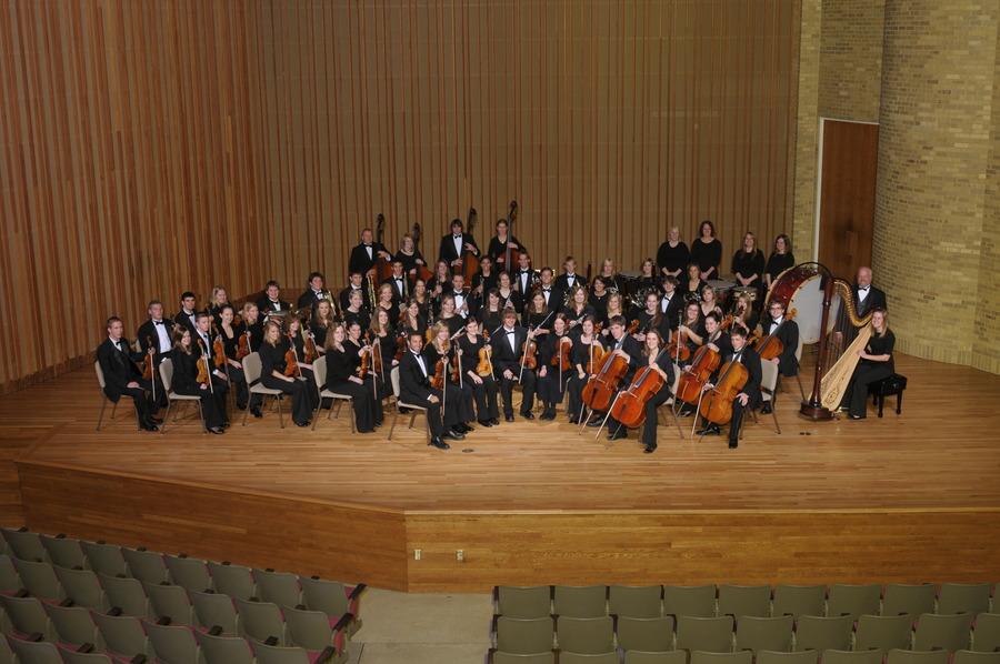 Gustavus Symphony in Concert Sunday