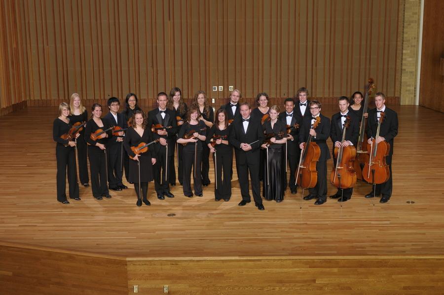 The Gustavus Philharmonic Orchestra