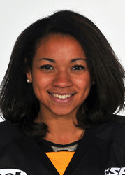 Melissa Mackley recorded a career best three assists in a single game.