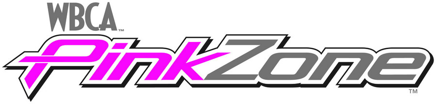 The Official WBCA Pink Zone logo