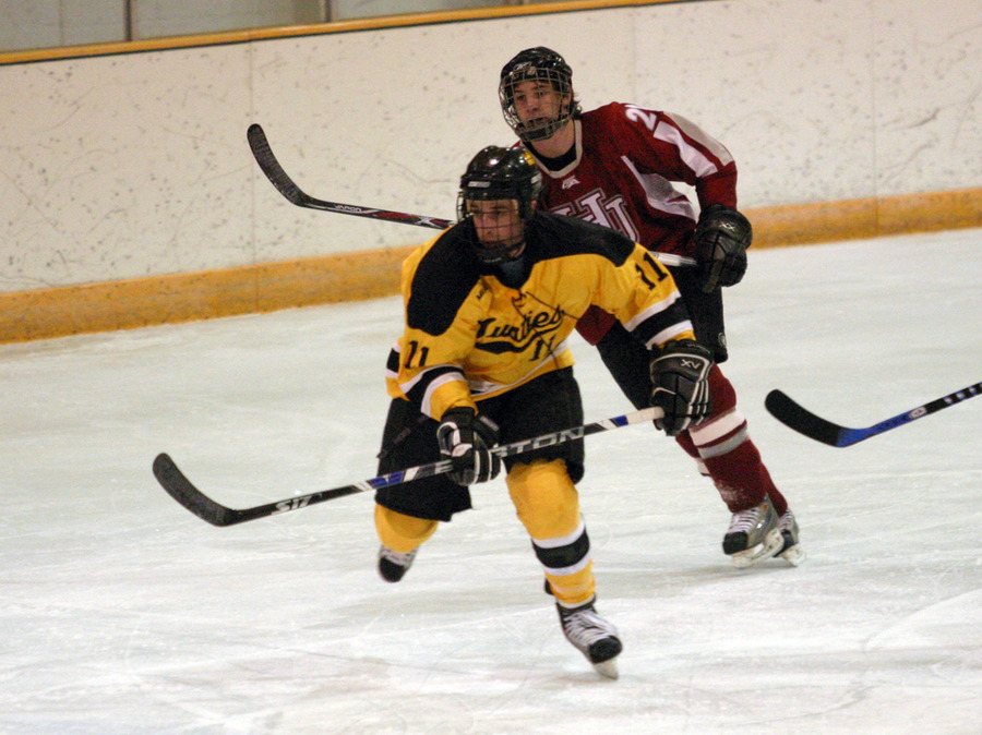 David Martinson leads the Gusties with 36 points (24 goals, 12 assists).