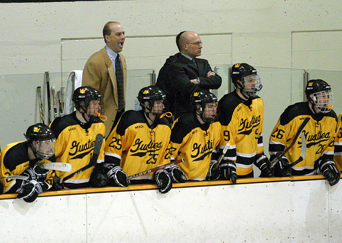 Head Coach Brett Petersen and the Gusties are making their first NCAA Tournament appearance since 1993.