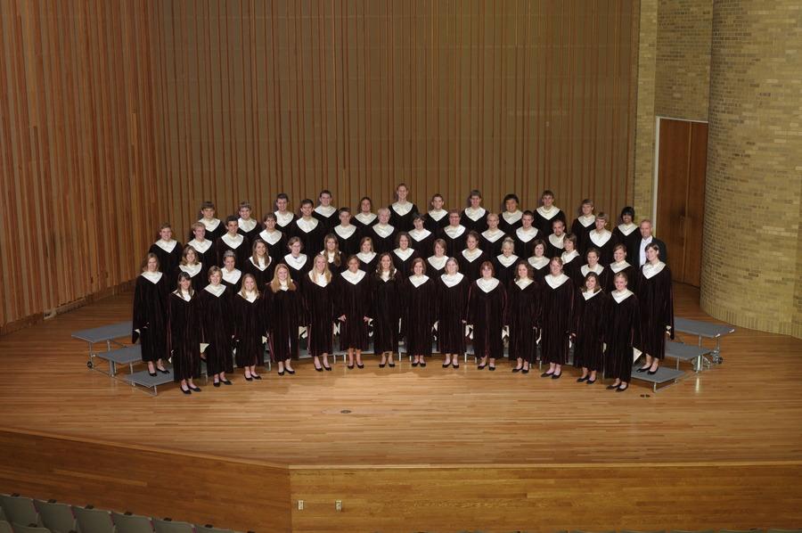 The Gustavus Choir, Greg Aune, conductor