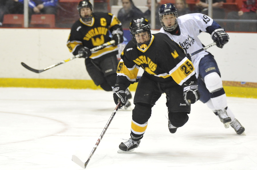 Casey Dynan assisted both of brother Patrick Dynan's goals. (Photo Courtesy: Pat Hendrick)