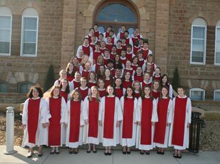 The Choir of Christ Chapel