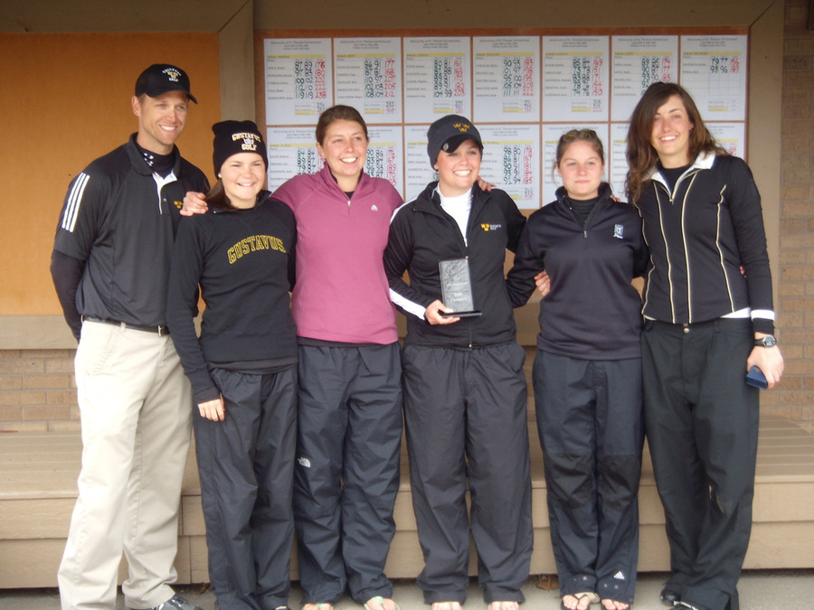 Gusties claim the 2009 St. Thomas Invitational Title