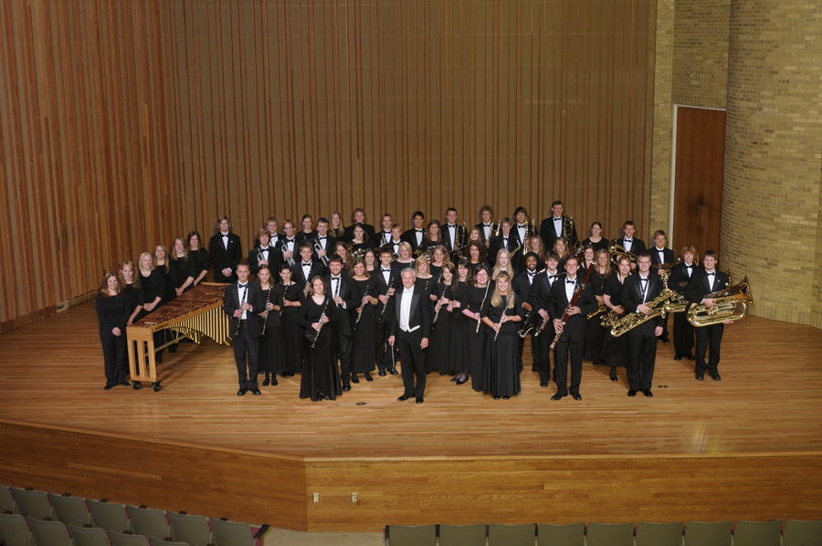 The Gustavus Wind Orchestra in Concert