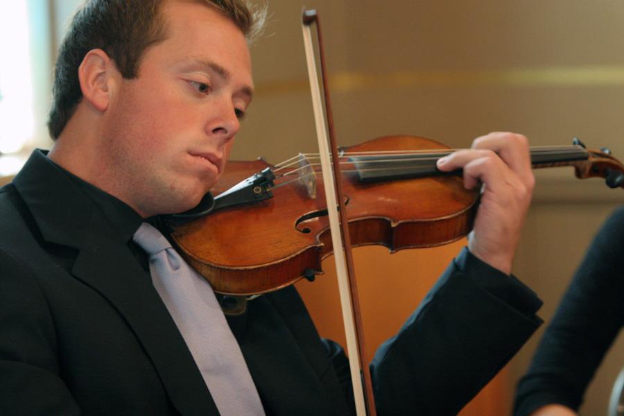 Mankato Violinist Colin McGuire