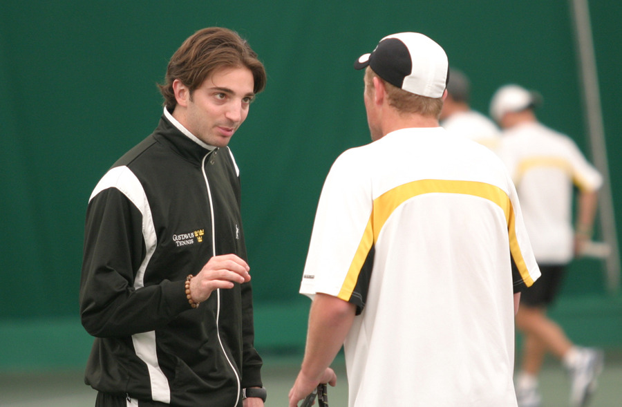 Tommy Valentini has been an assistant coach for the Gusties for the past three years.
