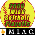 Gustavus is the #1 seed in the 2009 MIAC Softball Tournament