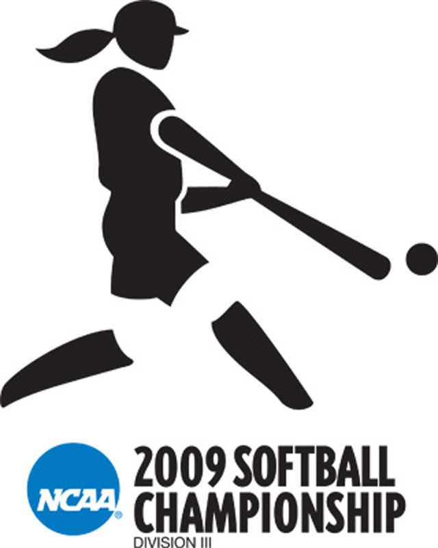 2009 NCAA Softball Tournament Logo