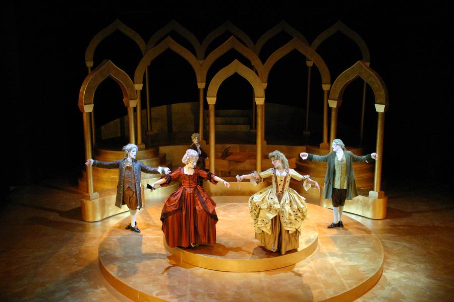 Anderson Theatre's Impresario from