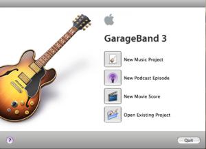Garageband | Technology Services