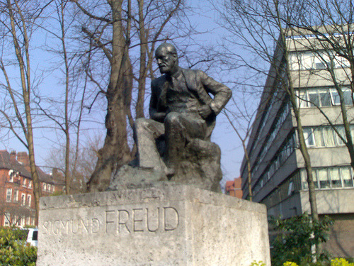 Statue of Freud
