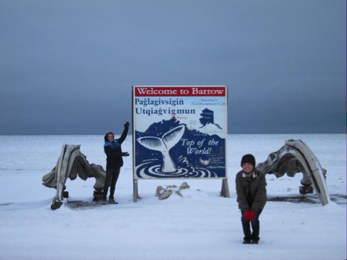Barrow, Alaska