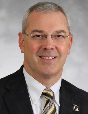 Provost Mark J. Braun