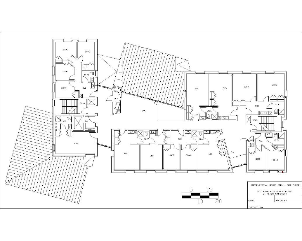 Carlson International Center Residences
